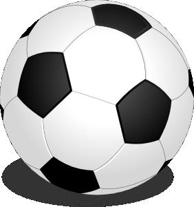 Football Soccer Clip Art