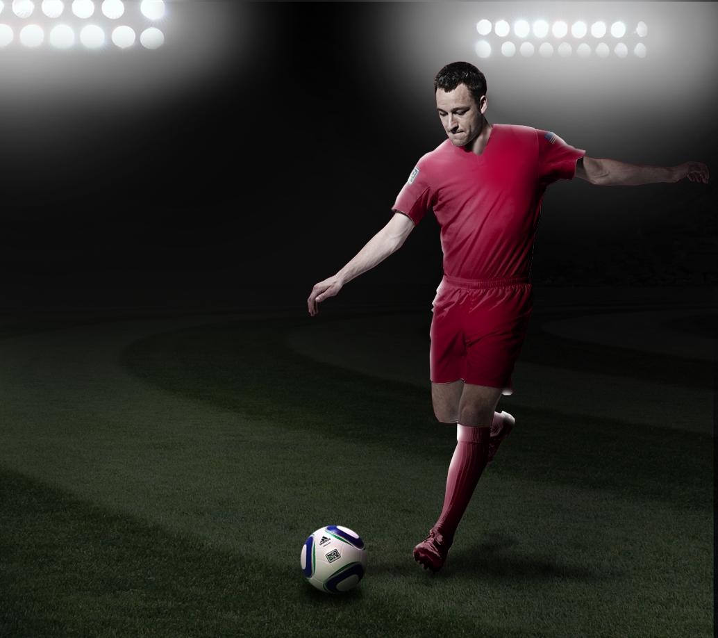 Football Uniform Template Photoshop