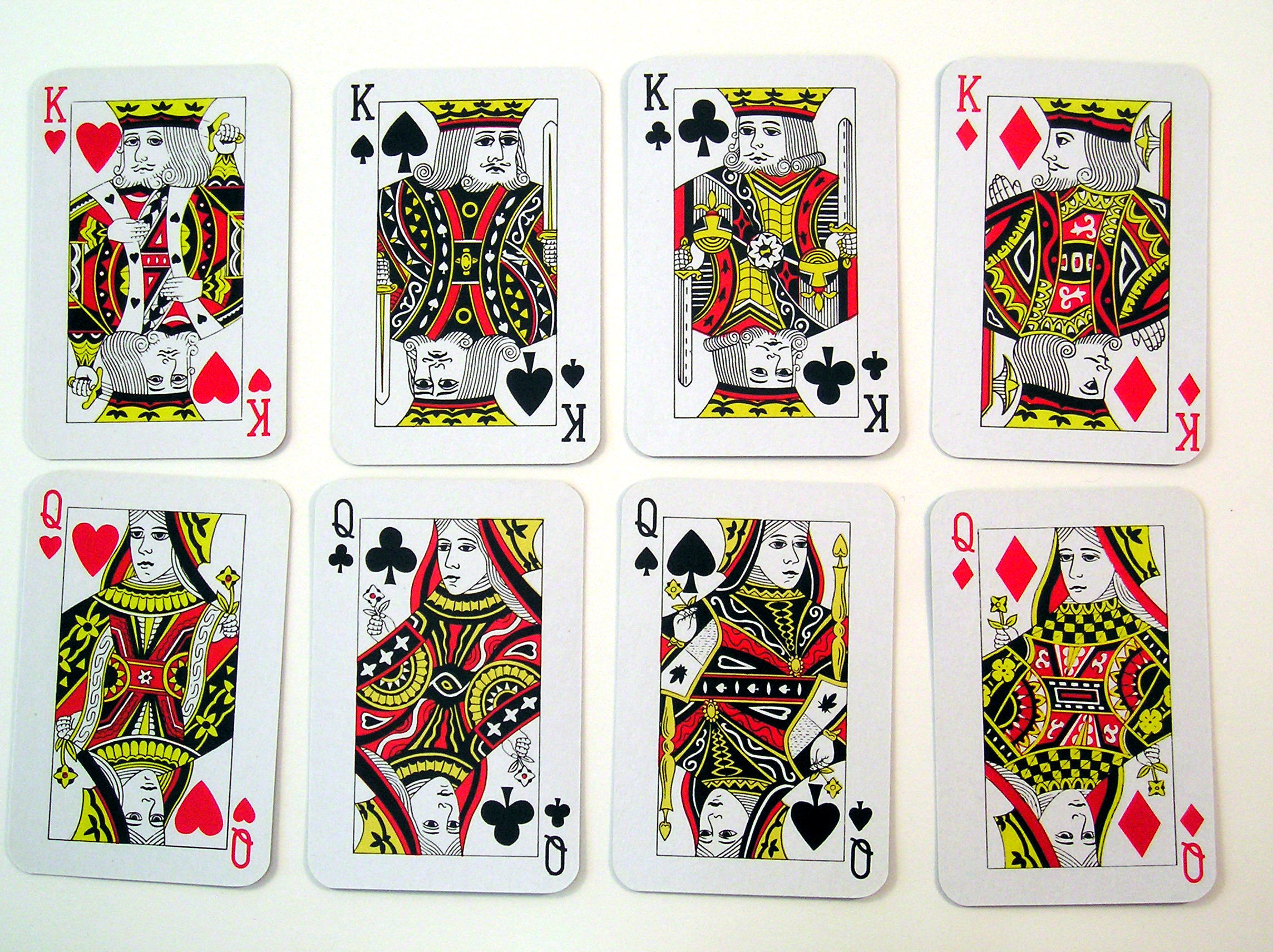 Free Casino Playing Cards