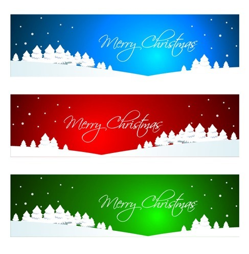 Free Christmas Headers and Banners
