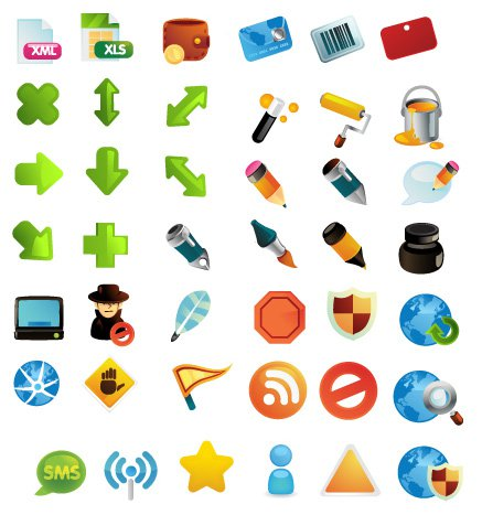 16 Ultimate Icon Set Free Images
