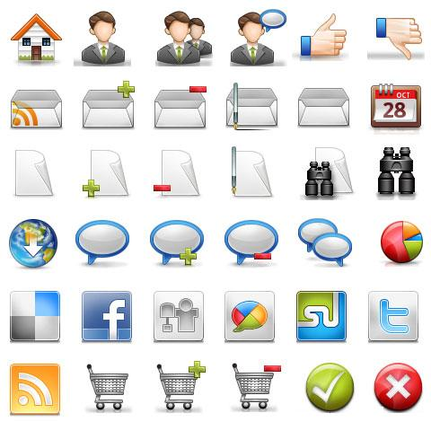 Free Icons Packs Download