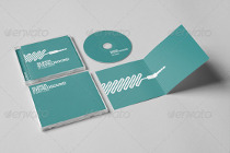 Free Mockups PSD Jewel Case Album