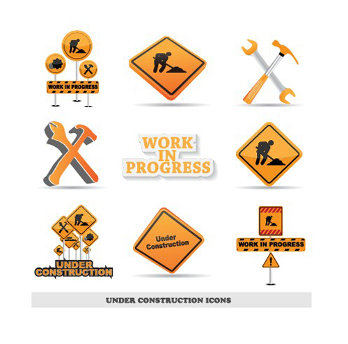 Free Under Construction Icon