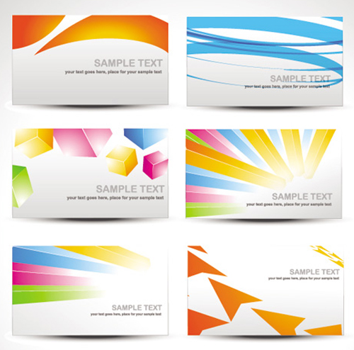 Free Vector Business Cards Images Free Business Card Design Templates Business Card Vector