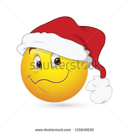 Funny Smiley Faces Emoticons Holiday