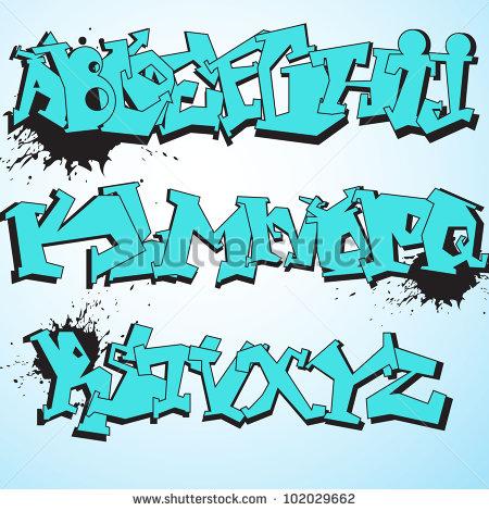 Ghetto Graffiti Font
