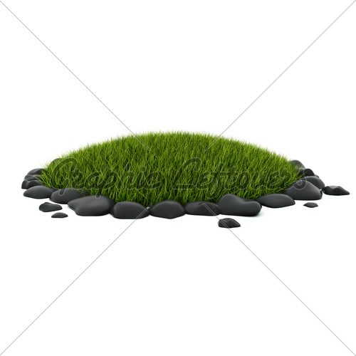17 mound of grass vector free images grass vector art for Japanese mounding grass