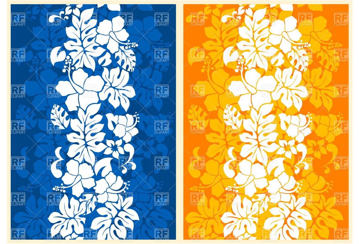 13 Free Vector Hawaiian Flowers Images - Hawaiian Flower ...