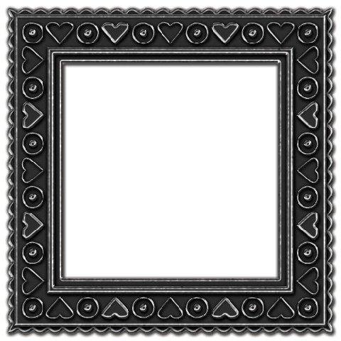 13 Square Frame Photoshop Images