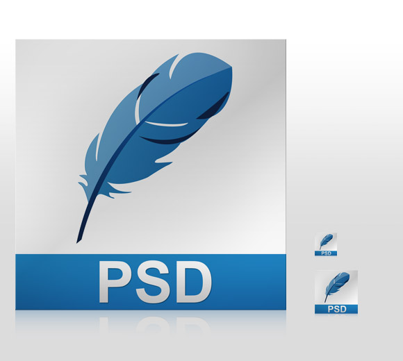Icon PSD File