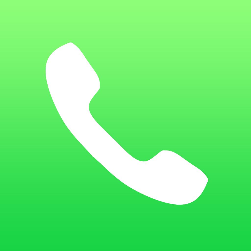 iPhone Phone Icon Ios7