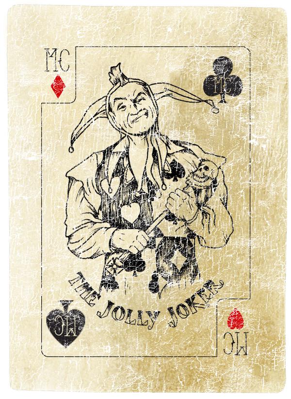 Joker Playing Card Designs