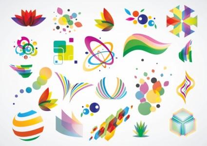 18 Free Food Logo Design Elements Images - Logo Design