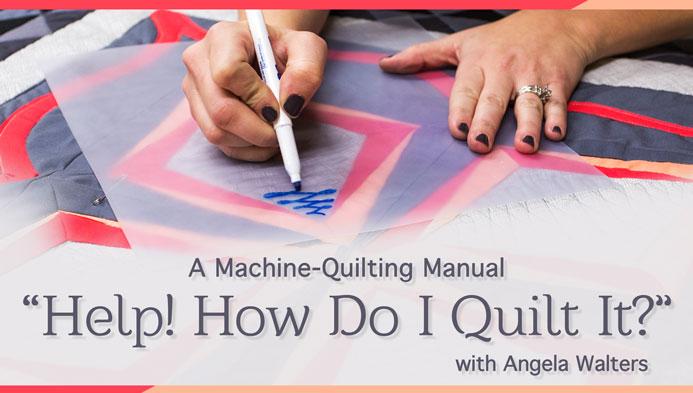 12 Simple Machine Quilting Designs Images Beginner Machine