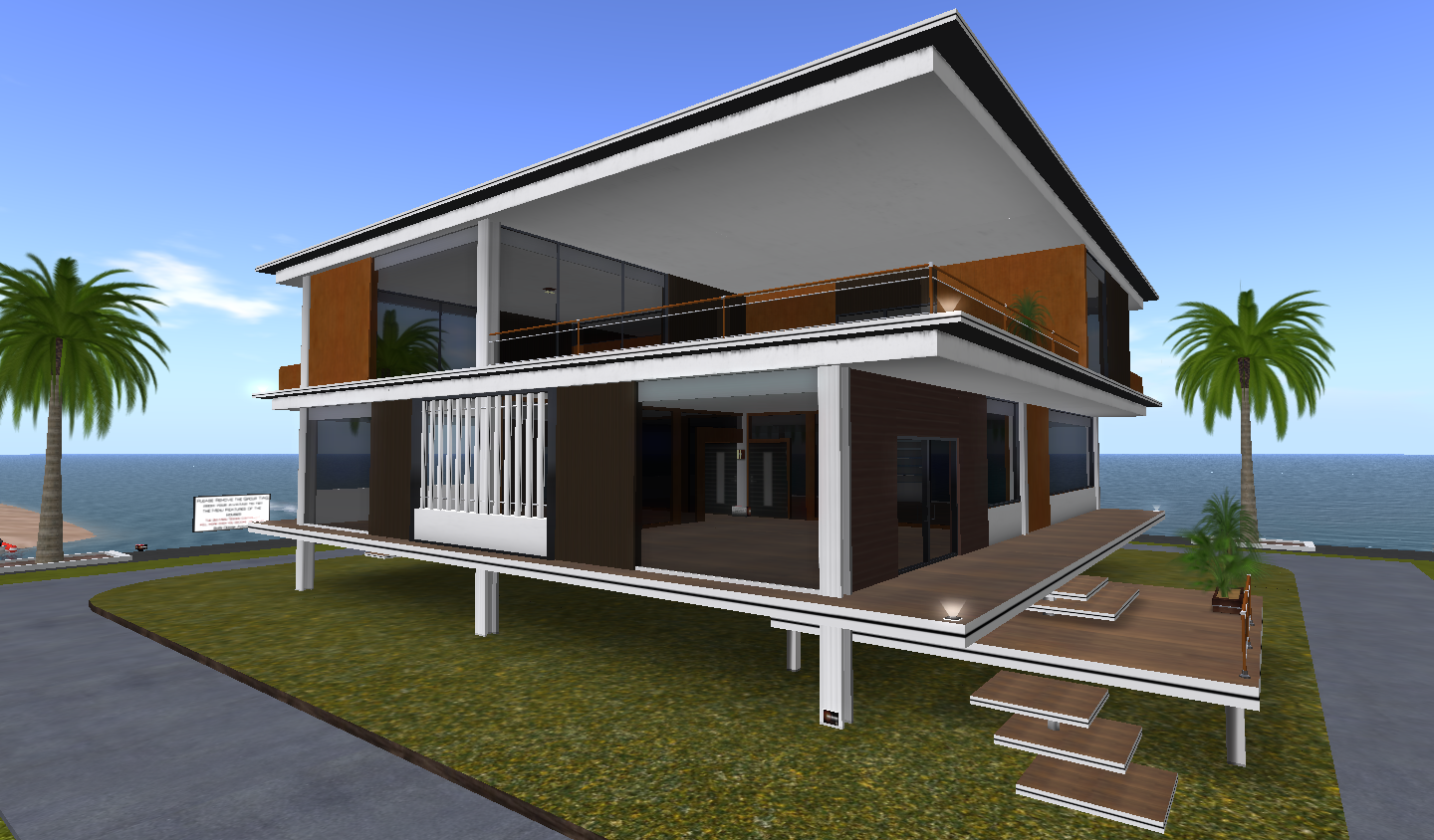 Modern Architectural Design House