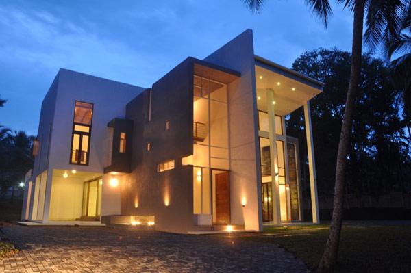 Modern Architectural House Design Sri Lanka