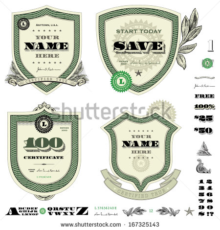 12 best money template vector images quarter coin clip
