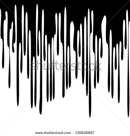 b0fd5ad3f4164 12 Black Paint Drip Vector Images - Dripping Paint Vector, Paint ...