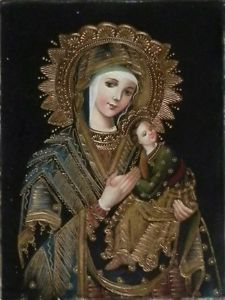 Painting of Virgin Mary Cuzco