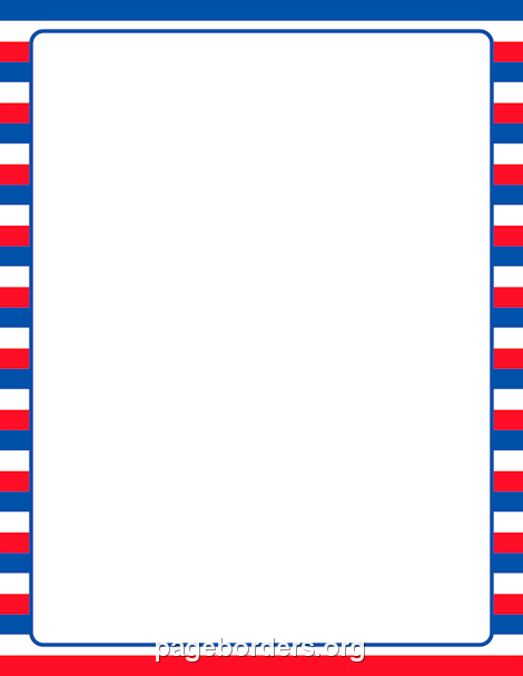 14 patriotic certificate borders vector images