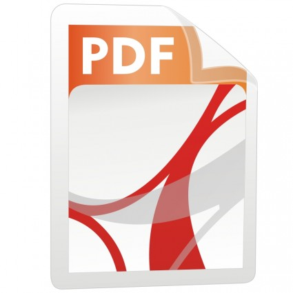 14 All Icons Are PDF Images