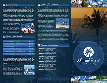 Photoshop Brochure Template