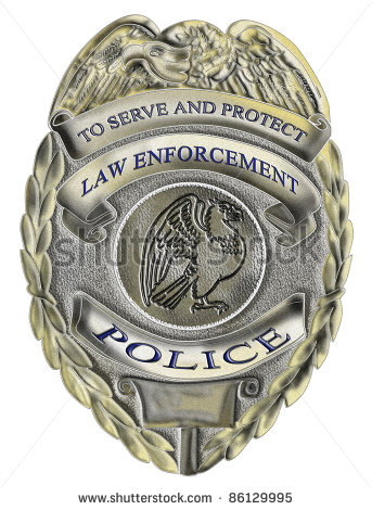 Police and Law Enforcement Badges