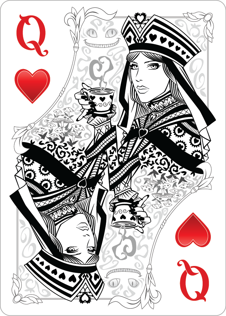 16 Playing Card Designs Images
