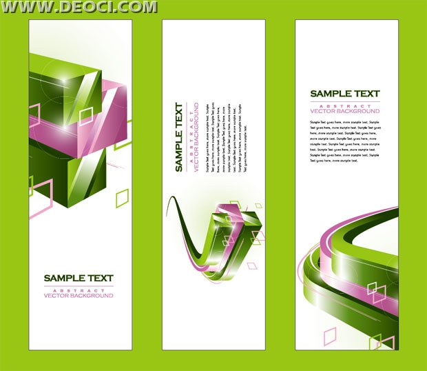 Stand Up Banner Design Template: Roll up banner stand template ...