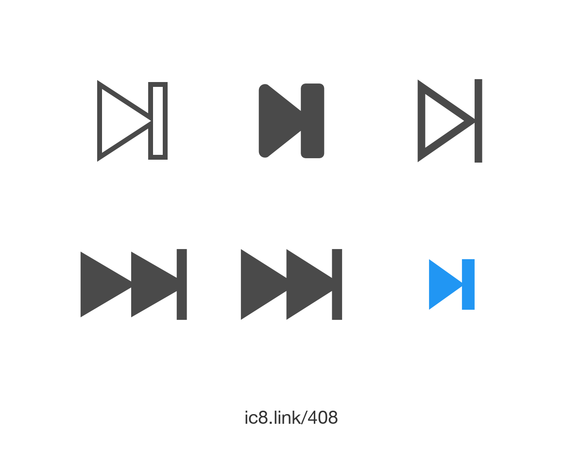 Stop Google Play Icons Images