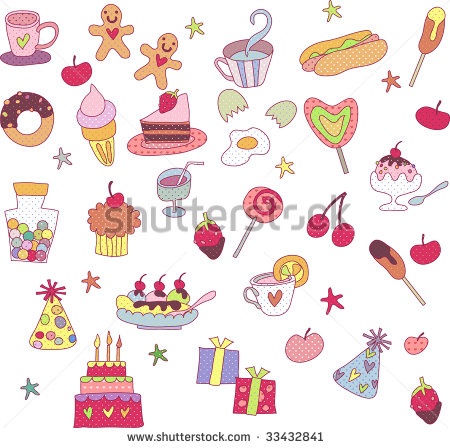 Sweet Party Food
