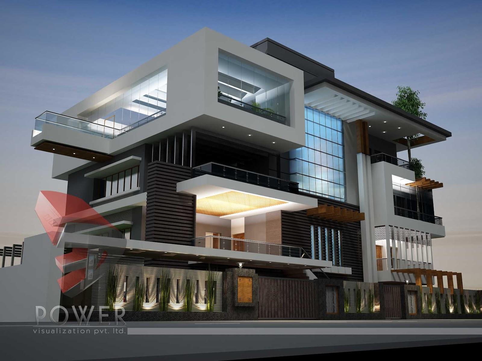Ultra-Modern Architecture