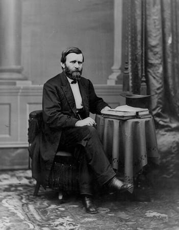 Ulysses S. Grant 18th President