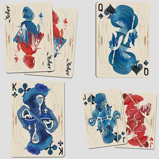 Unique Playing Card Designs