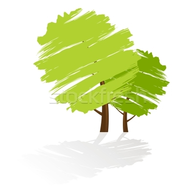 13 Tree Icon Vector Images