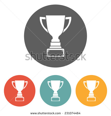 Vector Trophy Icon