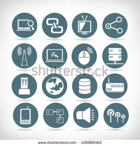 Web Application Icon Set