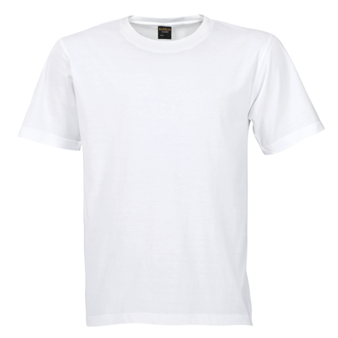 White T-Shirt PSD Template for Free