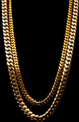 2 Chainz Gold Chain