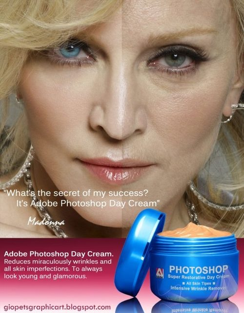 Adobe Photoshop Cream