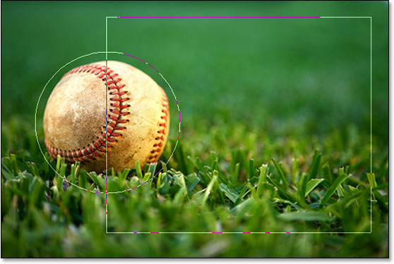 Baseball Photoshop