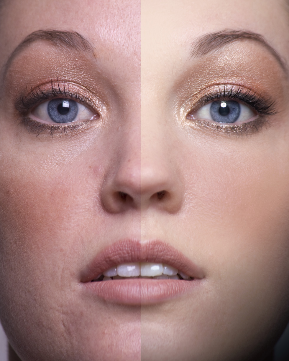Beauty Retouching Photoshop