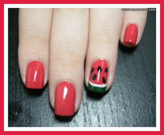 16 Easy Step By Step Nail Designs For Beginners Images Easy Nail
