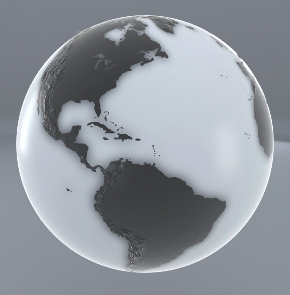 10 Black And White Earth Template Images Printable Earth