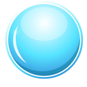 13 Blue Circle Vector Images