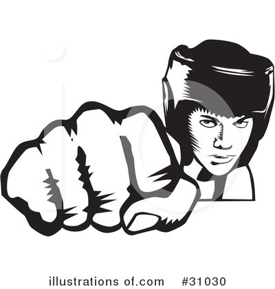 13 Woman Icon Clip Art Boxing Images