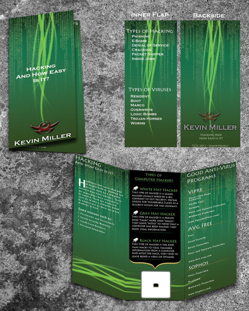 Brochure Templates Free