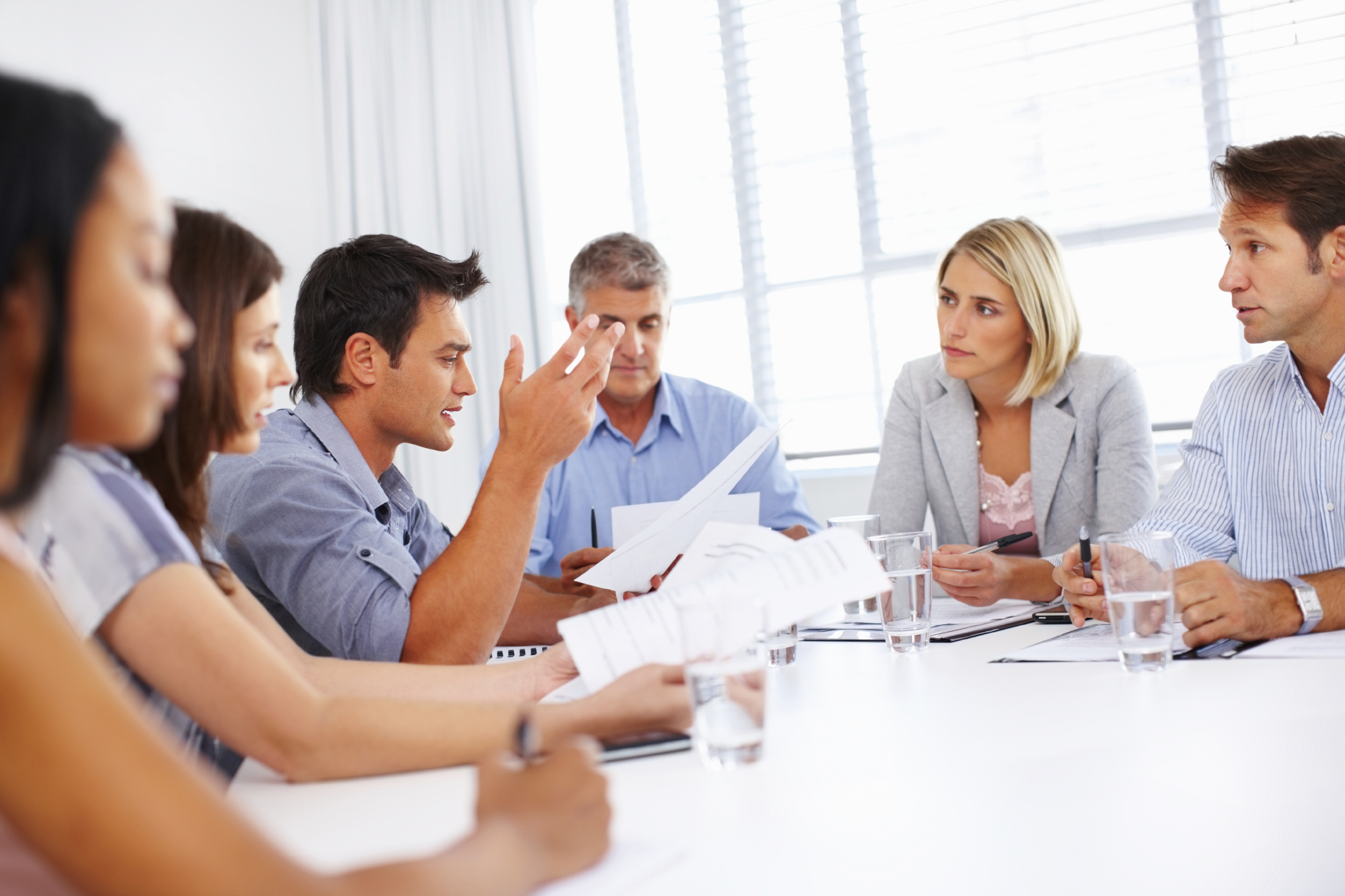 14 Meeting Stock Photography Images