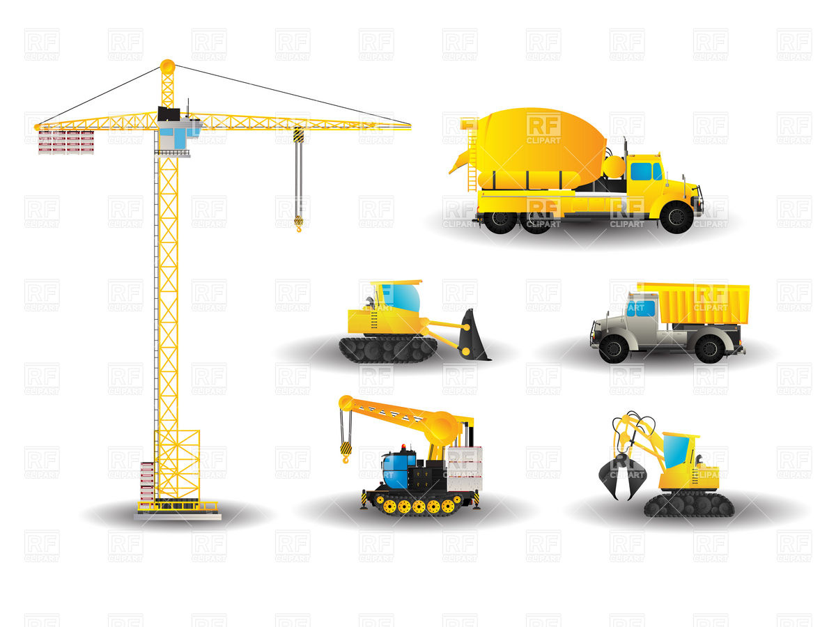 13 Construction Vector Clip Art Images